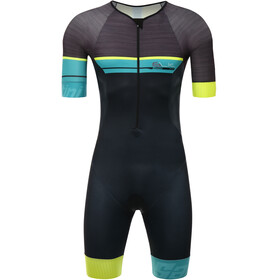 Santini Sleek Plus 777 SS Trisuit Men yellow